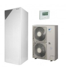 Термопомпа Daikin Altherma ERLQ016CW1/EHVX16S18CB3V -отопление и охлаждане