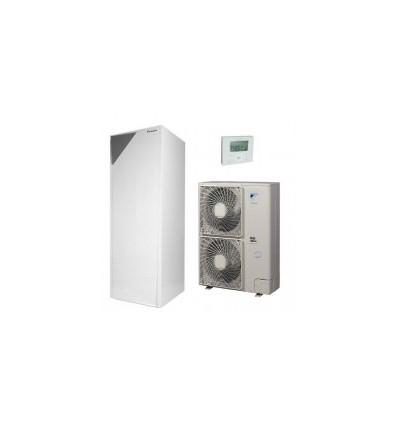 Термопомпа Daikin Аltherma ERLQ016CW1 / EHVH16S26CB9W - само отопление
