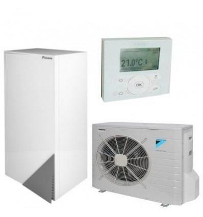 Термопомпа Daikin Altherma ERLQ006CV3/EHBH08CB9W само за отопление