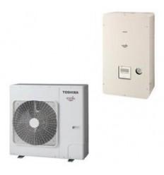 Термопомпа Toshiba HWS-1404H8-E / HWS-1404XWHМ3-E