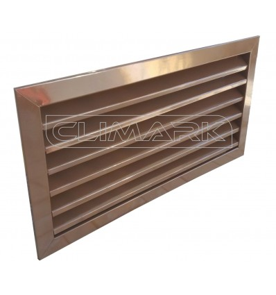 Фасадни вентилационни решетки-НЖР