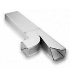 Въздуховоди от пенополиуретан с алуминиево фолио-PIR panel