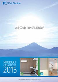 Каталог климатици за дома и офиса Fuji Electric 2015