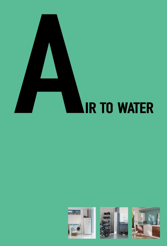 Mitsubishi Air-to Water